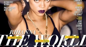 Rihanna Covers Billboard Magazine