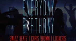 Swizz Beatz – Everyday Birthday Ft. Chris Brown and Ludacris
