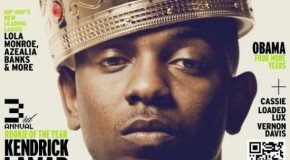The Source Magazine Names Kendrick Lamar &quot;Rookie Of The Year&quot; (Agree or Disagree?)