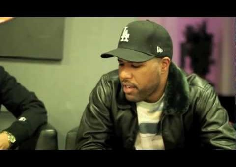 Dom Kennedy (@DOPEITSDOM) Talks Dj Dahi, Yellow Album, and Drake (Video) (Shot by @DDSTEEZIN)