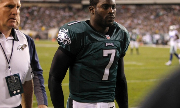 vick Is the Vick Experience Over In Philly?