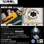 VILLA Presents …VILLA LAB: 2012 Winter Showcase with NEW ERA and Stalley