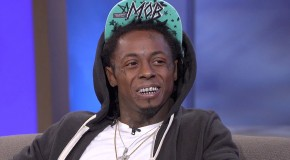 Lil Wayne Talks With Jim Rome On Showtime (Video)