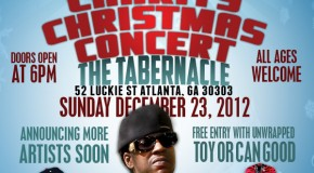 (@StreetExecs) Present: (@2Chainz) 3rd Annual Charity Christmas Concert (FREE With Unwrapped Toy Or Can Goods)