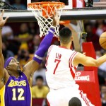 Rockets Use Hack-A-Howard To Beat Struggling Lakers  #NBA