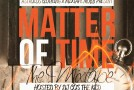 Astroids Clothing &#038; Mixtape Mobb presents &#8220;Matter Of Time&#8221; (mixtape) (hosted by @DJCosTheKid)