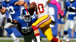 MNF: New York Giants Vs. Washington Redskins Predictions