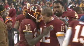 Redskins Rookie RGIII Out; Kirk Cousins To Start Against Cleveland