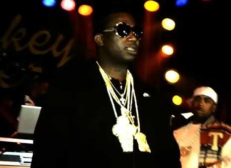 Gucci Mane (@Gucci1017) Performs In Macon Despite Death Threats (Dir.By:@Hoodlandfilms) (Video)