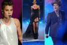 2012 Victoria Secret Fashion Show Performances From Rihanna, Justin Bieber and Bruno Mars (Video)