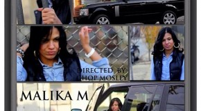 Malika M (@Malika__M) – Im Different (Video)