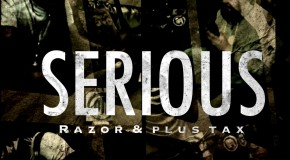 Plus Tax x Razor (@Plus_Tax @PhillyRazor215) – Serious