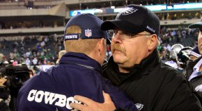 Could Andy Reid &amp; Michael Vick Be Dallas Cowboys Next Season?