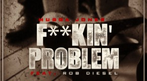Rob Diesel (@215RobDiesel) x Mugga Jones (@MuggaJones40) – Fuckin' Problem Freestyle