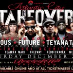 Win Tickets To Atlantic City Takeover Concert Starring Fabolous, Future, Teyana Taylor, Rocafella and more