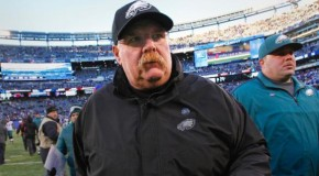 Bye Bye Birdie: Eagles Fire Andy Reid
