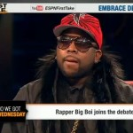 Outkast Legend Big Boi (@BigBoi) Talks Atlanta Falcons Vs. Seattle Seahawks On ESPN First Take (Video)