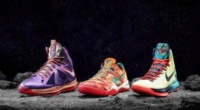 Nike Basketball All-Star Collection Preview