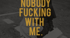 Emilio Rojas (@EmilioRojas) – Nobody Fucking With Me Ft. XV (@XtotheV) and Chris Webby (@ChrisWebby) (Prod. by @DJGREENLANTERN)