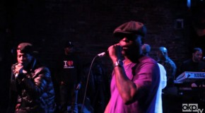 The Roots, Q-Tip & Talib Kweli – Electric Relaxation (Live at Holiday Jam) (Video)