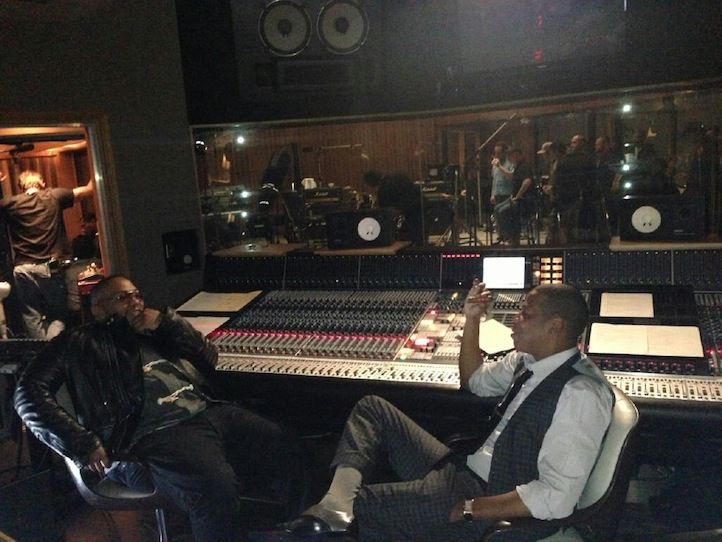 Timbaland joins Roc Nation