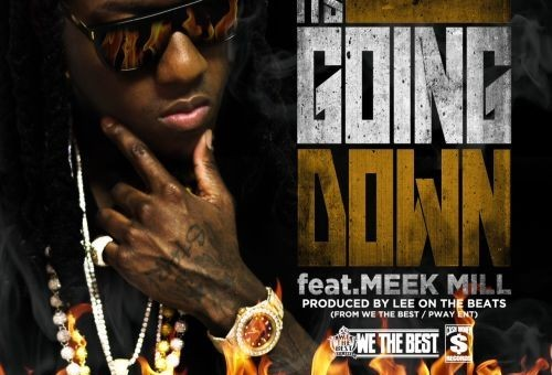 Ace Hood (@AceHood) – Goin Down Ft. Meek Mill (@MeekMill) (Prod. by @LeeOnTheBeats)