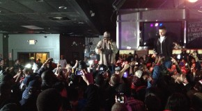 Cam&#8217;ron (@Mr_Camron) Performs Live At The Blockley in Philly (1/12/13) (Video) (Shot by @RickDange)