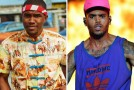 Chris Brown & Frank Ocean Get Into a Fight While In The Studio Last Night
