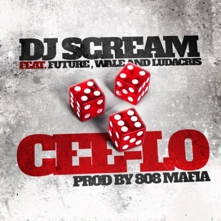 DJ Scream  Cee-Lo Ft. Future, Wale &amp; Ludacris