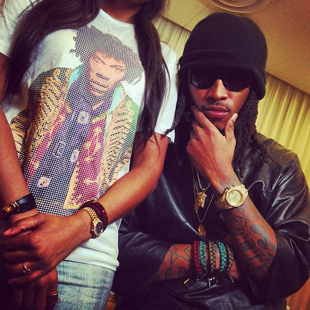 Future Talks New LP, Drake Mixtape Collaboration & Ciara with Karen Civil (Video)