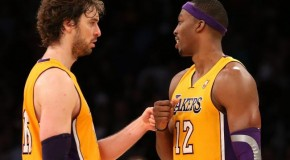 Lakers In More Trouble: Howard &#038; Gasol Out Indefinitely