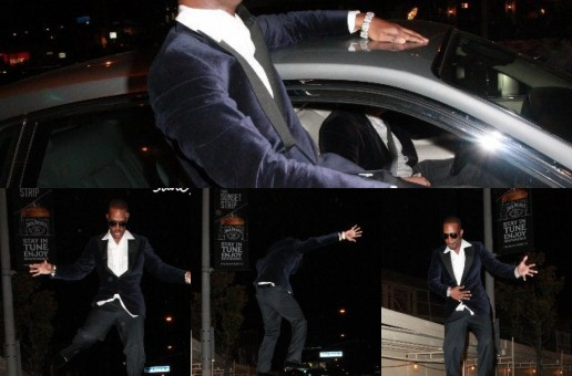 Juicy J Dances On His Rolls Royce & Yells Out Im A Nigga (Video)