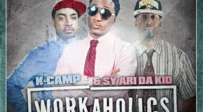 K Camp (@KCamp427) x Sy Ari Da Kid (@SyAriDaKid) – Off of Workaholics (Mixtape) (Hosted by @Trapaholics)