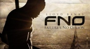 Lloyd Banks (@LloydBanks) – F.N.O. (Mixtape Artwork)