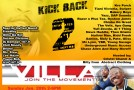 Kick Back 2 Jan 20th Presented By : Mont Brown (@MontBrown) &#038; Pace-O Beats (@PaceoBeats) Details Inside