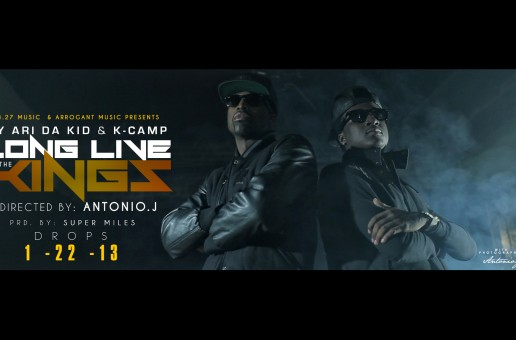 K-Camp (@KCamp427) & Sy Ari Da Kid (@SyAriDaKid ) – Long Live The Kings (Dir.By @IamantonioJ)  (Video)