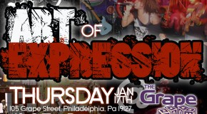Sound Chemistry Studios &#038; Da Circle Networking Presents :Art of Expression