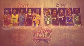 2013 NBA All-Star Starting Lineups &#038; Full Rosters (8:00pm On TNT)
