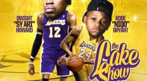 SyAriDaKid (@SyAriDaKid) & Lil Niqo (@LilNiqo) – The Lake Show (Mixtape) (Hosted by. @DJGregStreet) COMING SOON