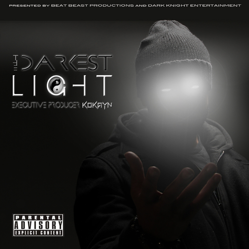 KoKayn_and_Various_Artists_The_Darkest_Light_By_Ko-front-large
