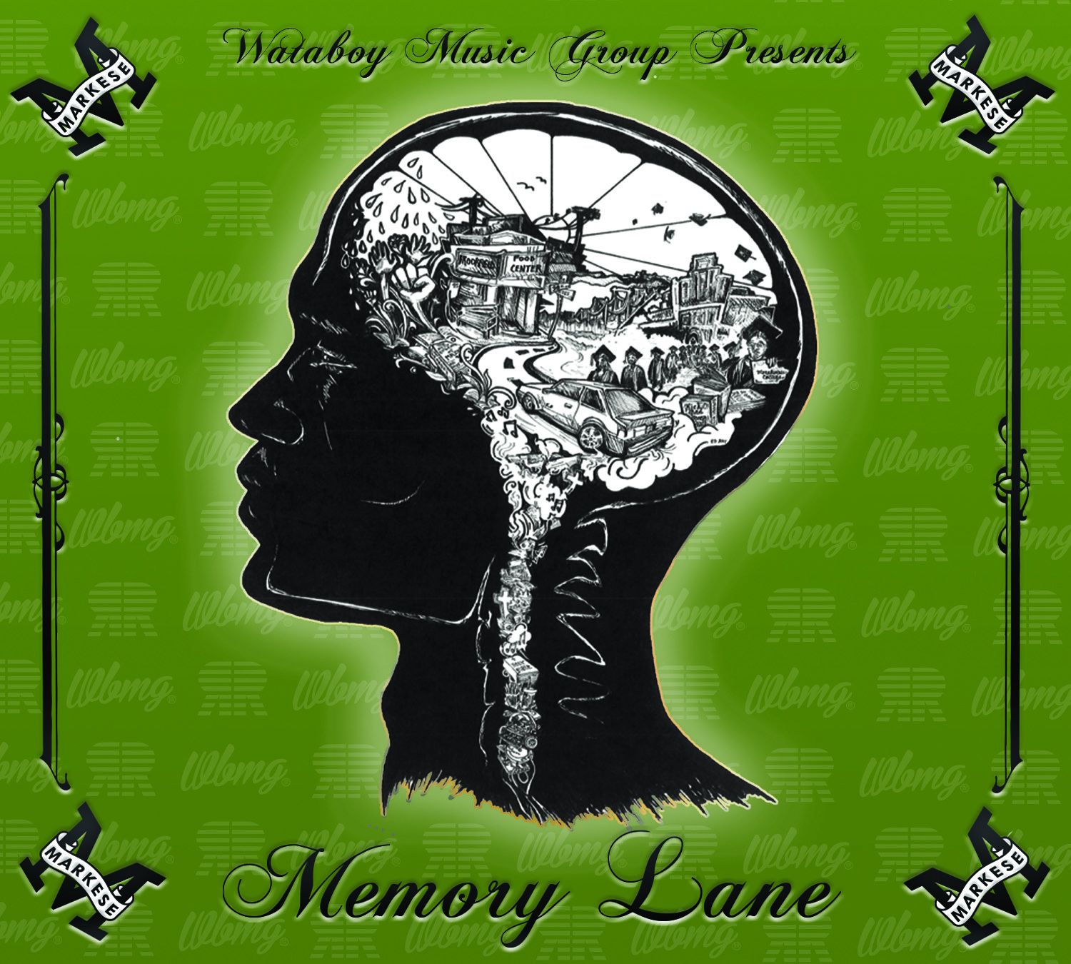 Markese - Memory Lane (Mixtape)