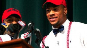 Georgia&#8217;s #1 Ranked High School Football Player Robert Nkemdiche (@Aceboogie_001) Picks Ole Miss