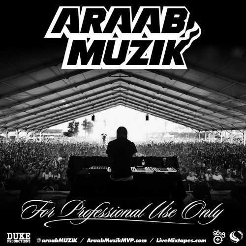 araabMUZIK - For Professional Use Only (Instrumental Mixtape)