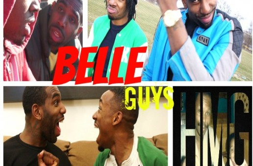 Belle Guys (@rellymatic @howjoeishe) – WorldStarHipHop (Video) (Shot by @hmg_86)
