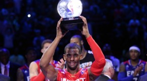 Los Angeles Clippers PG Chris Paul Named 2013 NBA All-Star Game MVP