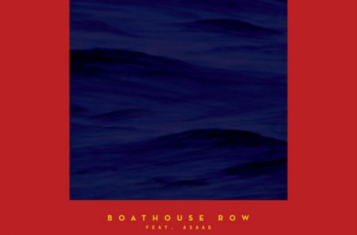 GrandeMarshall x Asaad (@GrandeMarshall) – Boathouse Row