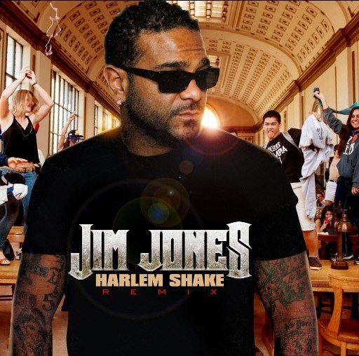 Jim Jones - Harlem Shake Freestyle