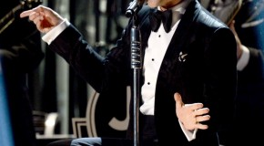 Justin Timberlake x Jay-Z – Suit & Tie (Live At The Grammys) (Video)
