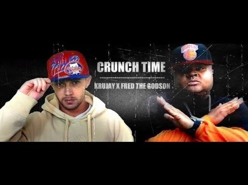 Krujay x Fred The Godson - Crunch Time