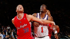 NBA Reminder: Los Angeles Clippers Vs. New York Knicks ( 1PM EST)
